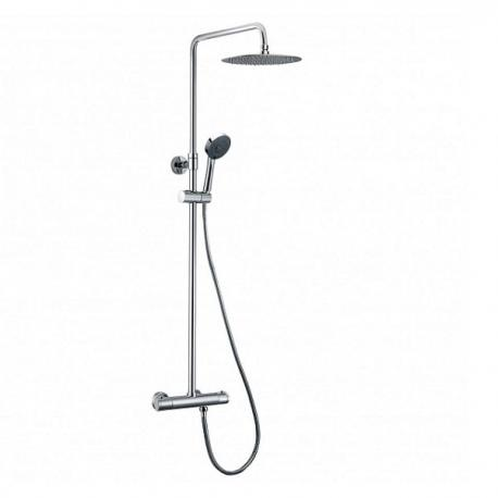 Colonne de douche thermostatique ROUND ELITE